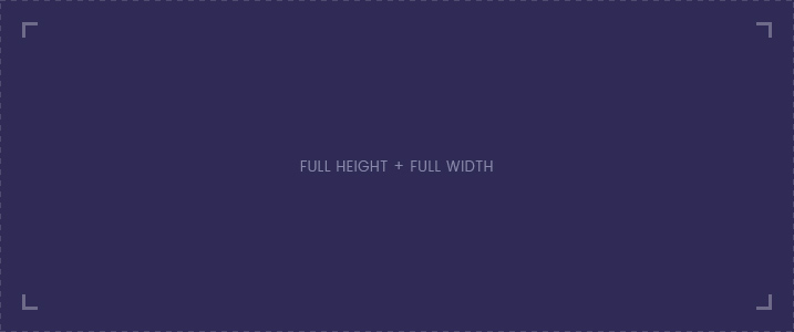 Full height